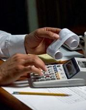 گزارش کارآموزی حسابداری بانک