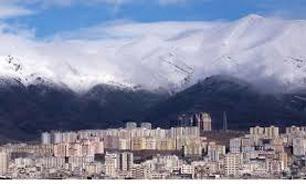 دانلود تحقیق اقلیم تهران