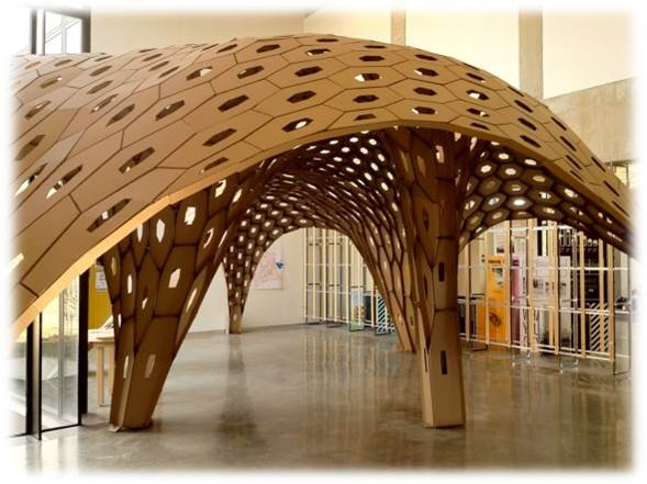 دانلود پاورپوینت سازه های پوسته ای پیش ساخته