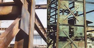 پاورپوینت اشکالات اجرائی ساختمان های فولادی در53 اسلاید کاربردی و آموزشی و کاملا قابل ویرایش همراه با شکل و تصاویر